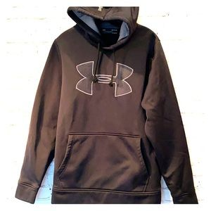UNDER ARMOUR COLDGEAR HOODIE Size Small